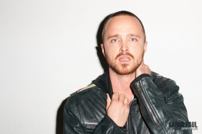Aaron Paul Photoshoot