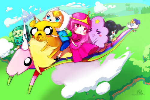 Adventure time. :3