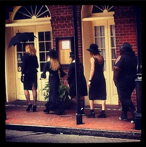 American Horror Story - Season 3 - First Set 写真