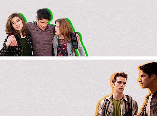 Teen Wolf wallpaper probably containing a green beret called An alpha of your own pack