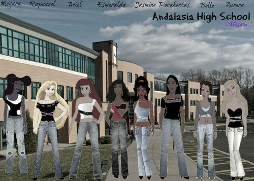 Andalasia High School