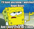 Angel Beats! Cry