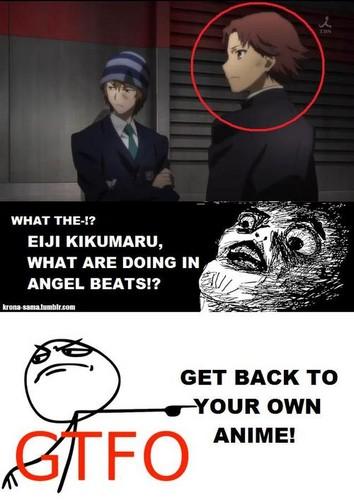 Angel Beats Meme! X3
