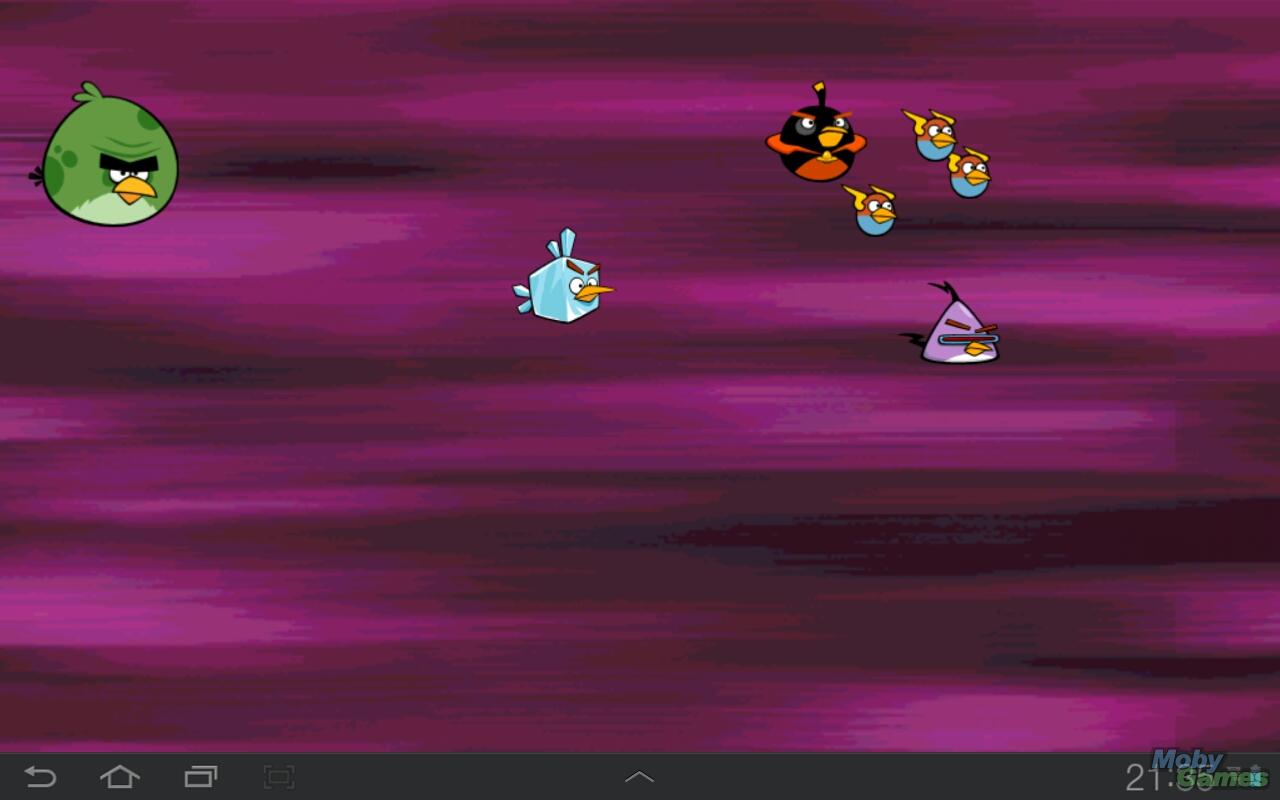 Angry Birds: spazio