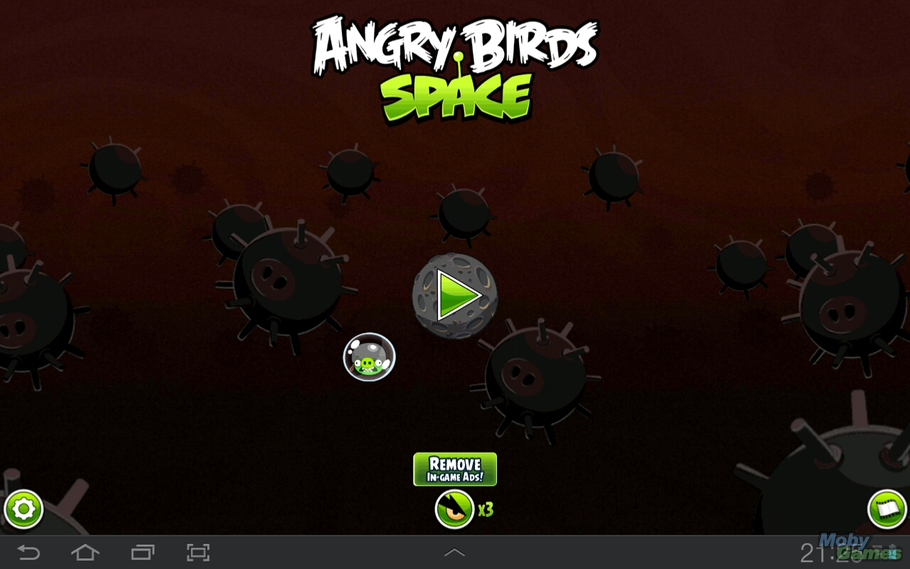 angry birds spac