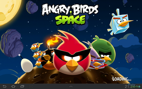Angry Birds: puwang