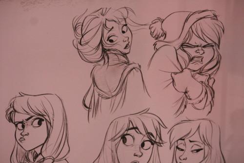 Anna Concept Art