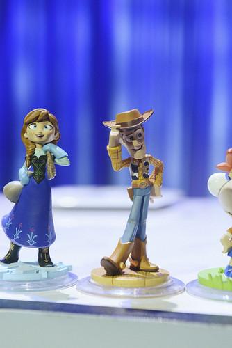 Anna Figure Disney Infinity