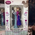 Anna and Elsa Ornament