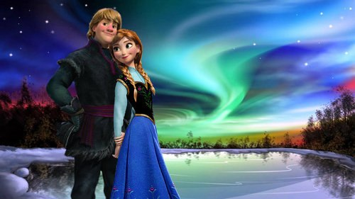 Princess Anna 바탕화면 called Anna and Kristoff
