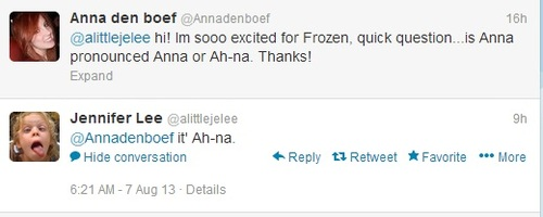 Anna is pronounced Ah-na Proof!