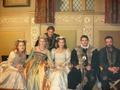 Annabelle & S3 Tudors Cast