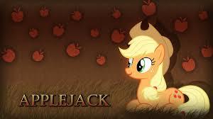 applejack wallpaper