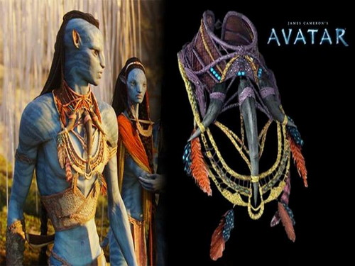 Avatar wallpaper with a surcoat entitled Avatar