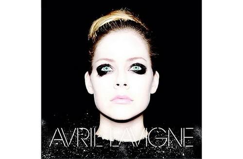 Avril Lavigne fifth album cover