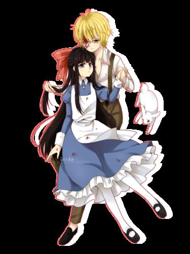 Aya and Dio Mad Father ship