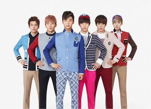 B.A.P the new face of 'SKOOLOOKS'