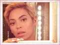 B's new haircut - beyonce photo