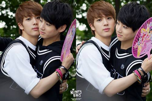 Bangtan Boys COUPLE <3