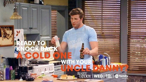 Baby Daddy Quote