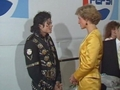 Backstage With Princess Diana Back In 1988 - michael-jackson photo