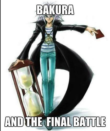 Bakura's final battle