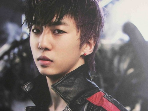 Bang Yong Guk wallpaper probably containing a portrait called Bang Yong Guk