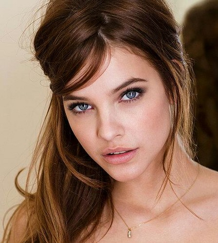 Barbara Palvin wallpaper containing a portrait entitled Barbara Flawless Palvin