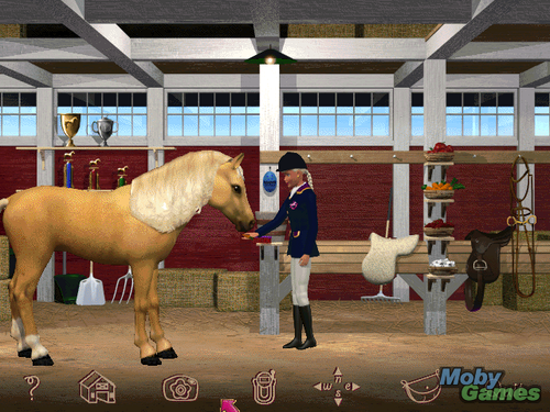 বার্বি Adventure: Riding Club
