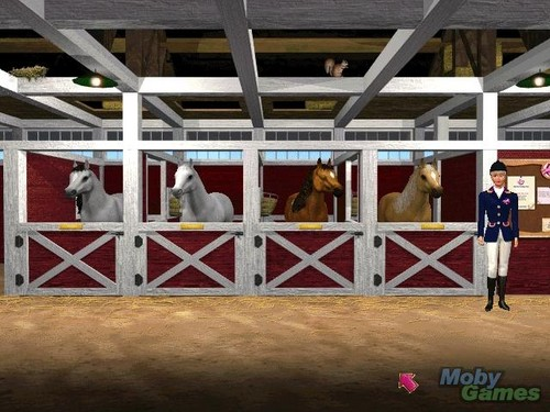 Barbie Adventure: Riding Club