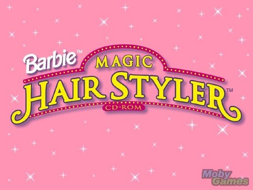 バービー Magic Hair Styler