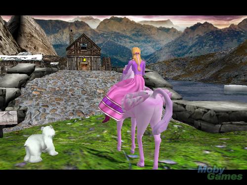 বার্বি and the Magic of Pegasus (video game)