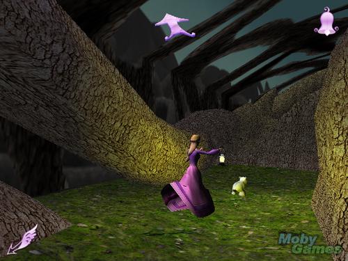 芭比娃娃 and the Magic of Pegasus (video game)