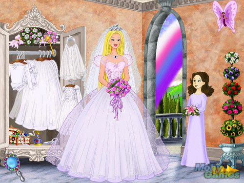 Barbie wallpaper titled Barbie as Princess Bride