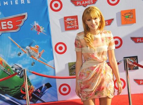 Bella Thorne- 'Planes' Premiere