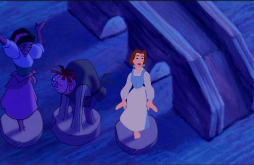 Belle's Figurine