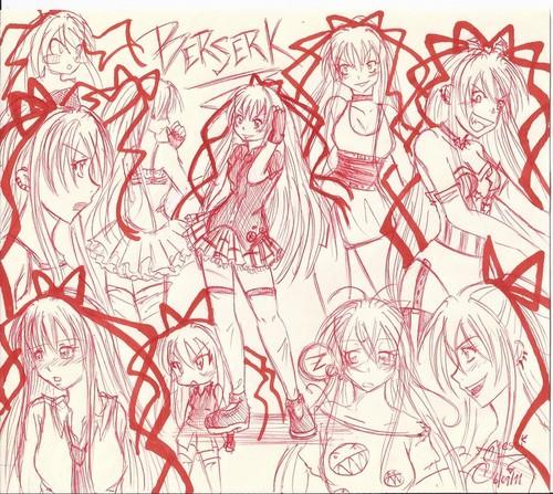 Berserk sketch