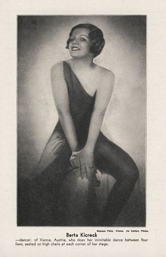 Berta Kicreck