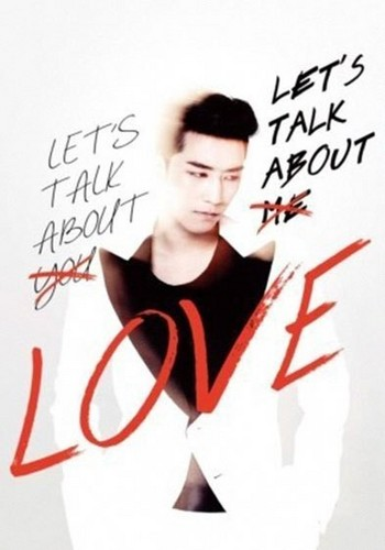 Big Bang's Seungri 'Let's Talk About Love' teaser image and tracklist!