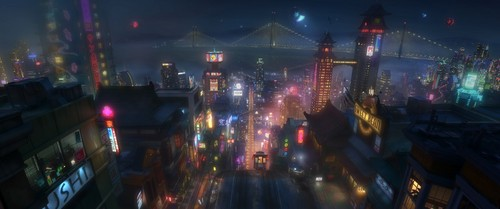 Big Hero 6 Official image
