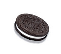 Black and White Oreo - colors photo