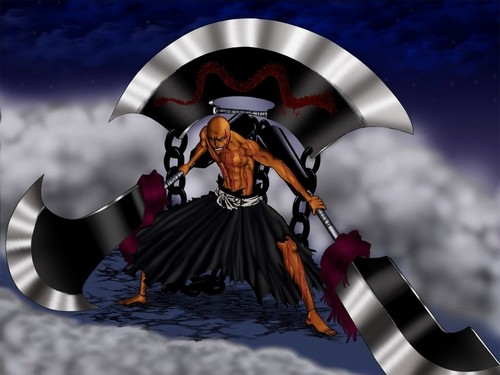 bleach wallpaper hd anime debate probably with a cleaver tomahawk and parasol called ichigo hollow