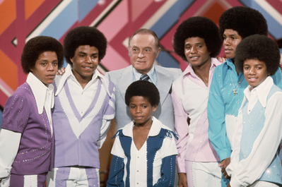 Bob Hope With The Jackson 5