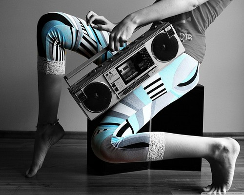 Musica wallpaper entitled Boombox wallpaper