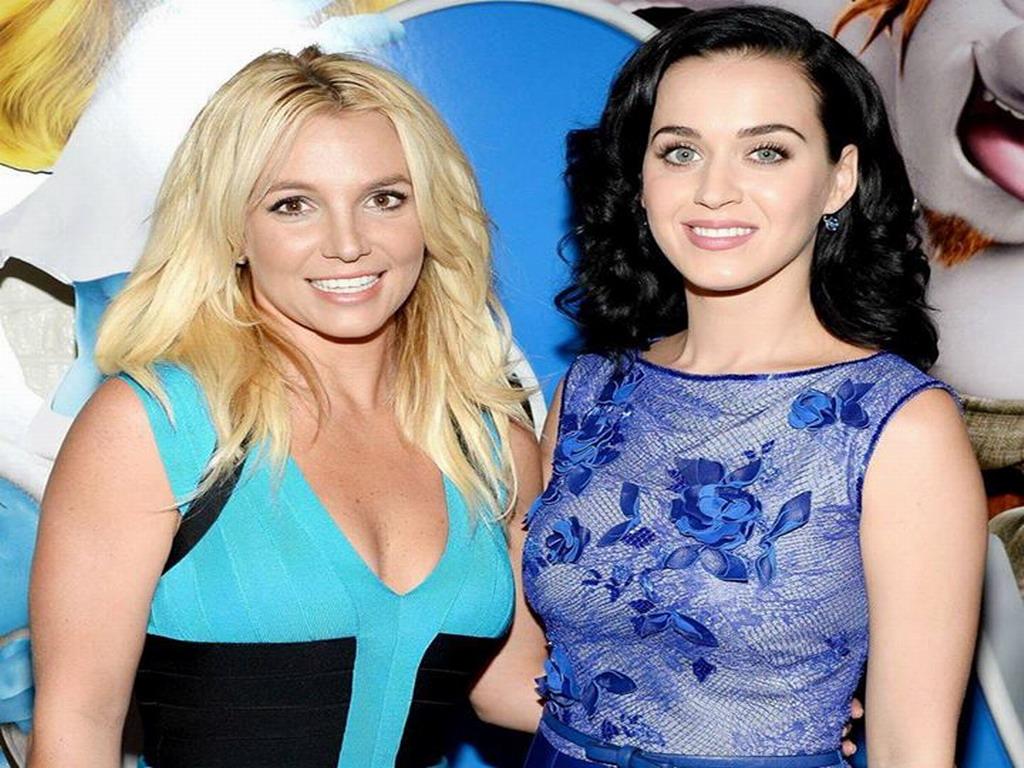 Britney & Katy