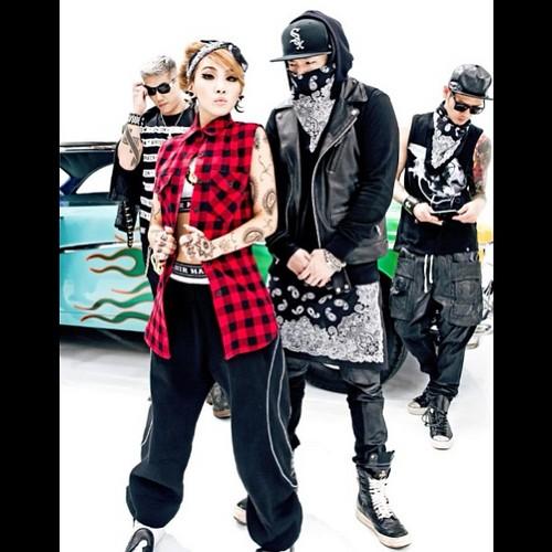 CL's Instagram фото