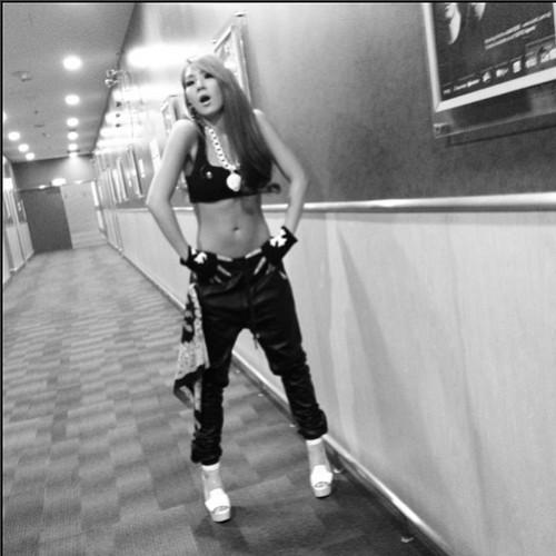 CL's Instagram photos