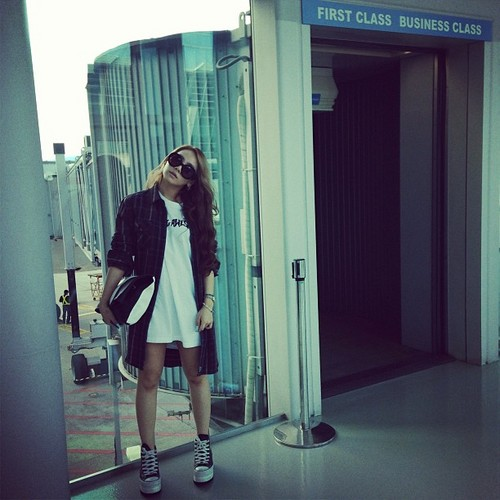 CL's Instagram تصاویر