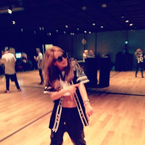 CL's Instagram các bức ảnh