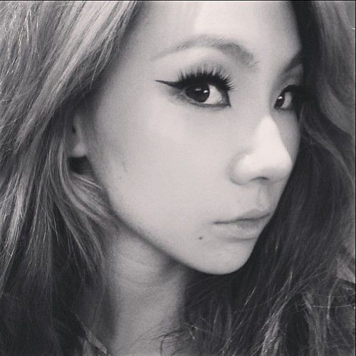 CL's Instagram foto